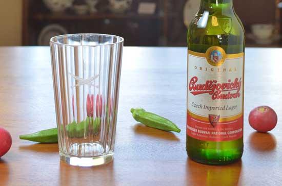チェコビール ブドバー