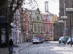 ボヘミアの街