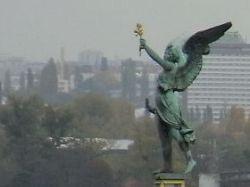 プラハの天使