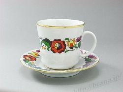 磁器コーヒーカップ