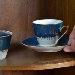 チェコスロバキア コーヒーカップ