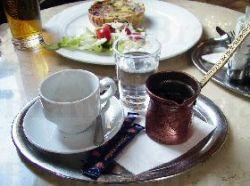 トルコ式コーヒー