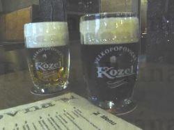 チェコビール kozel