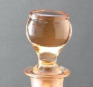 ボヘミアングラスカラフェ