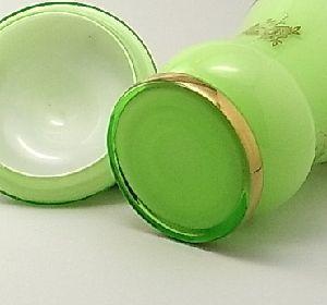 アンティークボヘミアングラス
