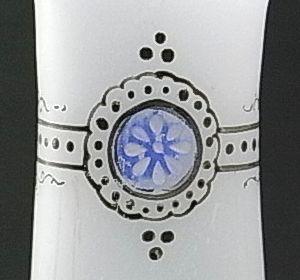 花瓶 ボヘミアングラス