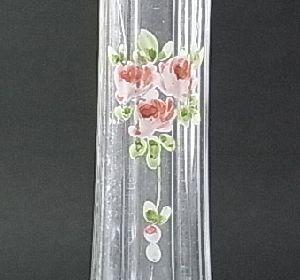 ボヘミアングラス花瓶