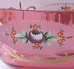 ピンクガラス